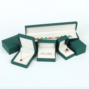 Custom-made luxury jewelry box