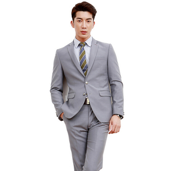 Bospoke Nice Design Man Suit Sample Formal Tailor Made Italian ...