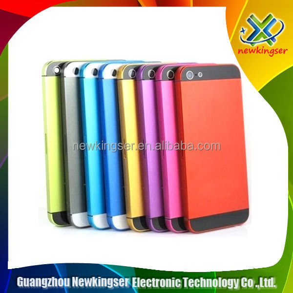 Wholesale full housing kit for iphone 5