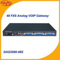 Original Dinstar DAG2500-48S 48 FXS Analog VoIP Gateway