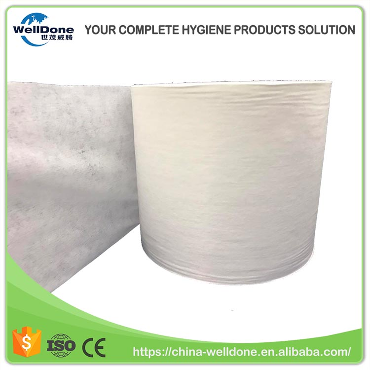 Hot Sale PP Nonwoven Manufacturer PP Spunlace Nonwoven Fabric For Wet Wipes