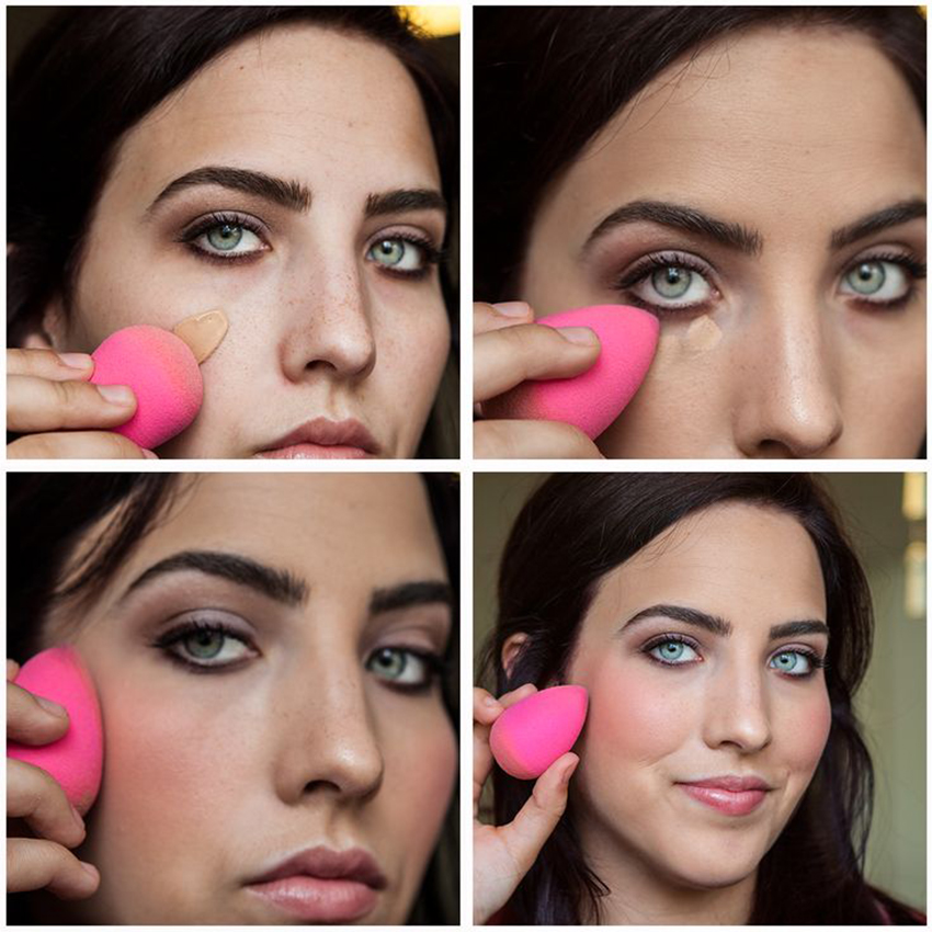 Beauty Original Cosmetic Puff Egg Makeup Blender BB Cream