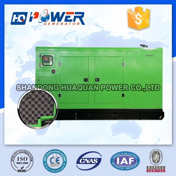 low consumption cheap price home used diesel silent generators 30kw