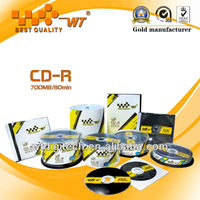 blank cdr&dvdr factory direct wholesale (made in china)