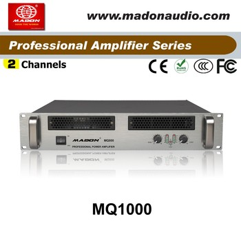Mq1000 Subwoofer Power Amplifier 1000w New Amplifier Circuit Professional  Class H Anology Power Amplifier For Sale,Dj Amplifier - Buy Dj