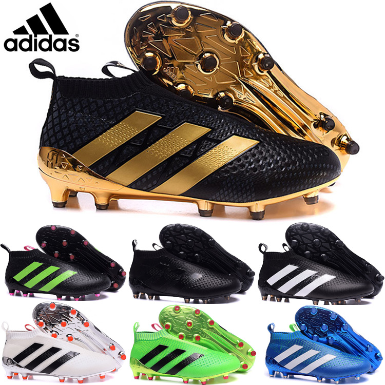 695c0978657 ... men boots football shoes outdoor sports originals pu leather sneaker by  backers dhgate afc39 4a823  free shipping adidas ace 16 purecontrol  aliexpress ...