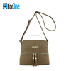 PU leather shoulder bag, high class laides bags