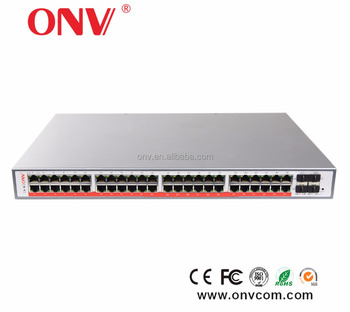 c8495ab6a 48-port 10 100 1000 10000 Mbps Gigabit Ethernet Switch - Buy 10 ...