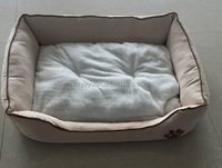 Popular products new fashion fine oxford cloth chimney bed cheap high quality medium size dog