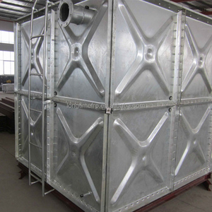 sheep farming water tank /zinc galvanized water storage tank