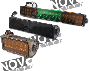 Car accessories colored flood light covers plastic led light bar car accessories colored flood light covers plastic led light bar cover red amber aloadofball Images