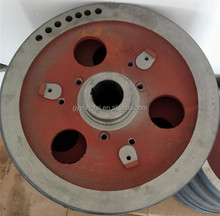 China supplier diesel engine parts flywheels for tractor