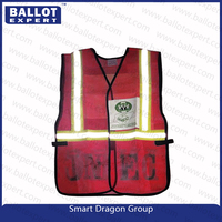 OME service EN ISO adults unisex breathable summer pouch high visibility jackets