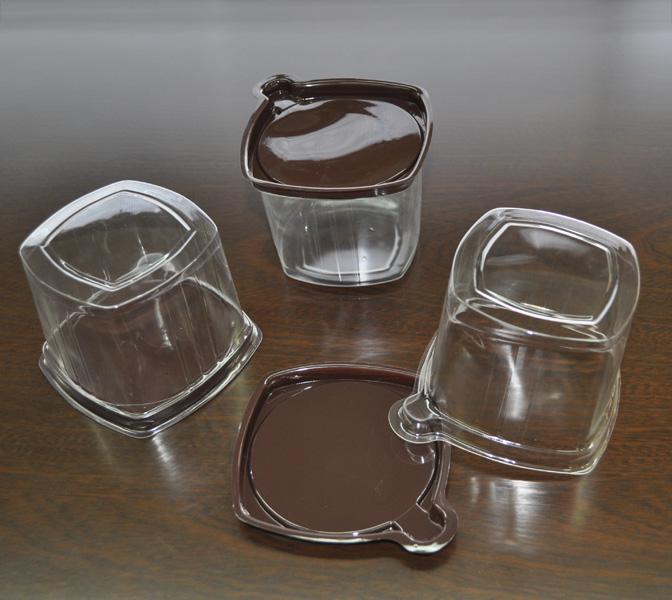 ホット販売若者好きコーヒーカラー蓋カバーペット材料アイスクリームまたは食品ブリスターパッケージ