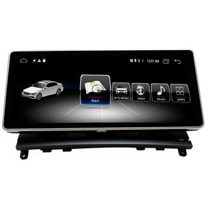 Car Audio For 2008 2009 2010 Mercedes Benz Class C GLK C200 W204 RHD and LHD Android 8.0 64G Navigation Audio Radio Multimedia