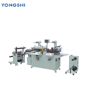 YS-350B Automatic Film/Foil/Foam Die Cutting Machine With Hole Punching
