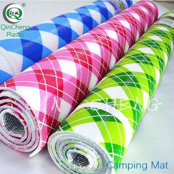 Spray Foam Insulation Roll Self Inflating Outdoor Floor Camping Mat Padding