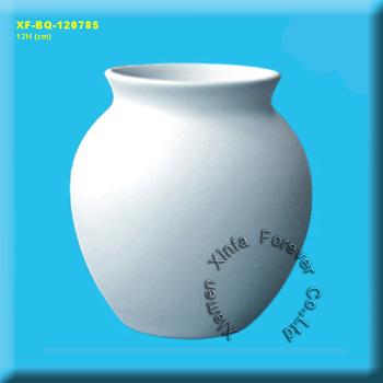 High Quality Modern Unpainted Ceramic Bisque Vase Buy Ceramic