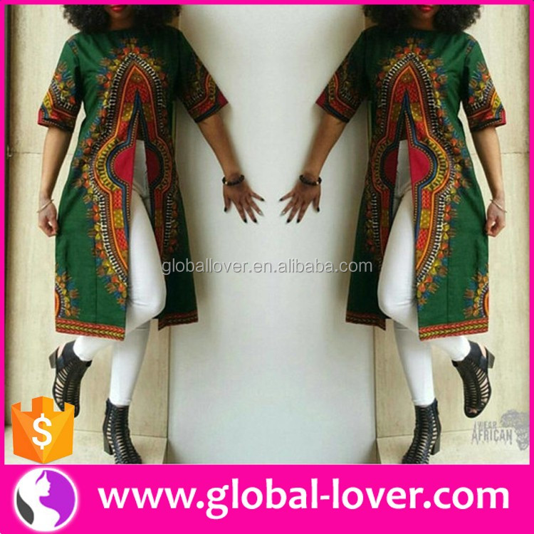 Wholesale African Clothes Plus Size African Clothes 2016 African Cloth