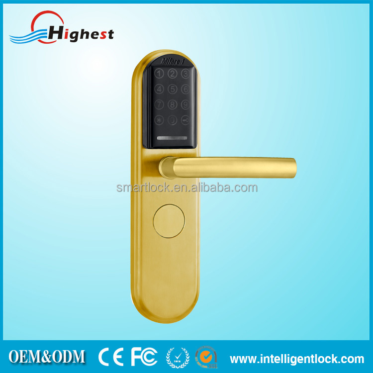 electronics inttelligent door lock for interior doors