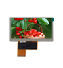 factory price 4.3 inch flexible tft lcd module parts panel display for many devices 480*272