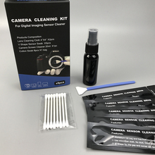 8 in 1 Cleaner Sensor Camera CCD <span class=keywords><strong>Cleaning</strong></span> <span class=keywords><strong>Kit</strong></span> Voor Lens