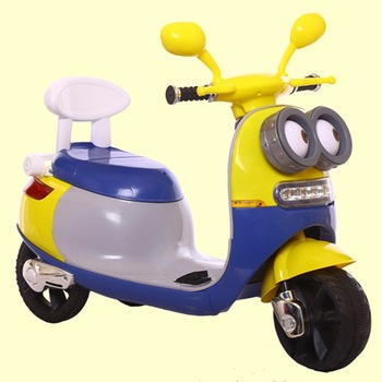 Kids Baby Battery Powered Motor Car Electric Motorcycle Bike