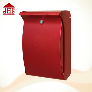 JHC-2001 plastic letter box/ abs plastic post/ outdoor mailboxes for apartments