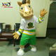 Custom made plush horse mascot suit / animal mascot costume for adult