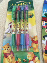2017 snow white prince lovely cartoon best gift for kids school supplies ball pen 2017