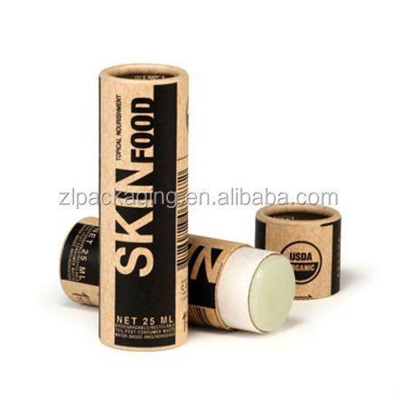 paper tube for lip balm