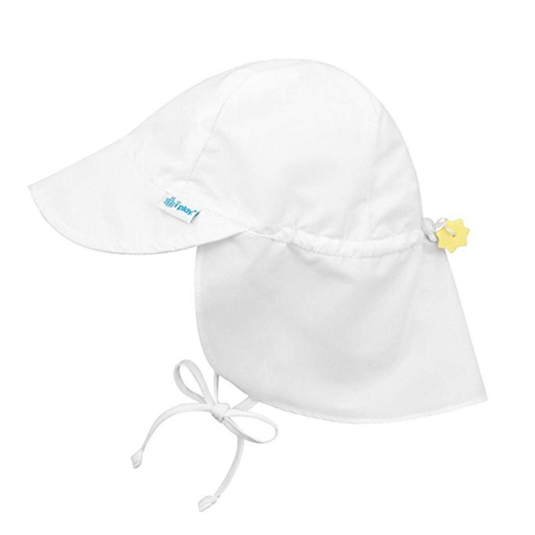 cda929c3b1ae9 Get Quotations · AutumnFall Baby Boys Girls Sun Protection Swim Hat Baby  Toddler Kids Breathable Sun Hat (Size