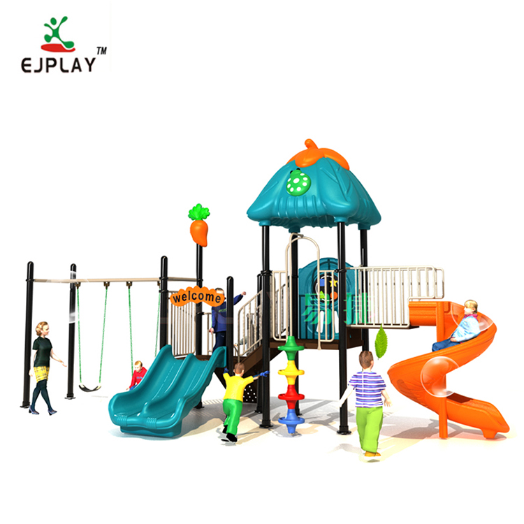 Durable Using Low Price Outdoor Kids Playground Equipment,Simple Playground