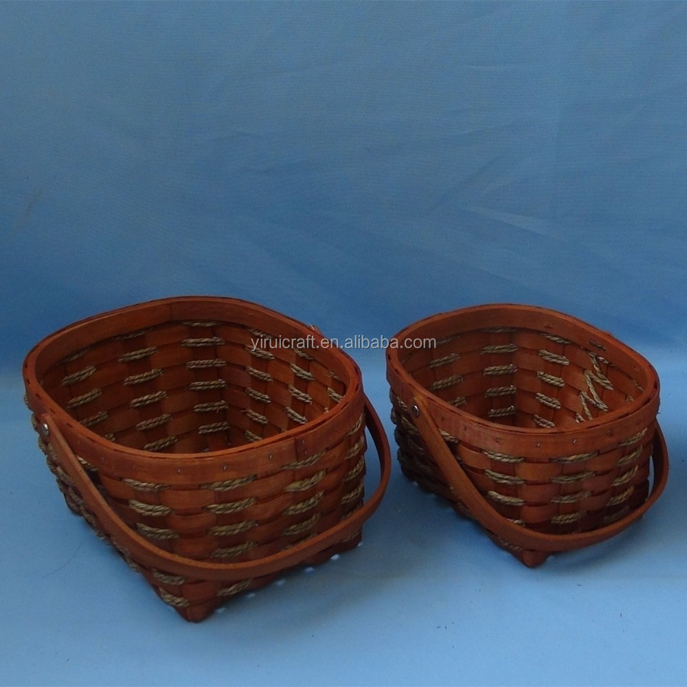 Basket The Wood Handle, Basket The Wood Handle Suppliers and ...