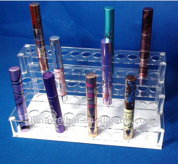 multifunction acrylic pen display rack