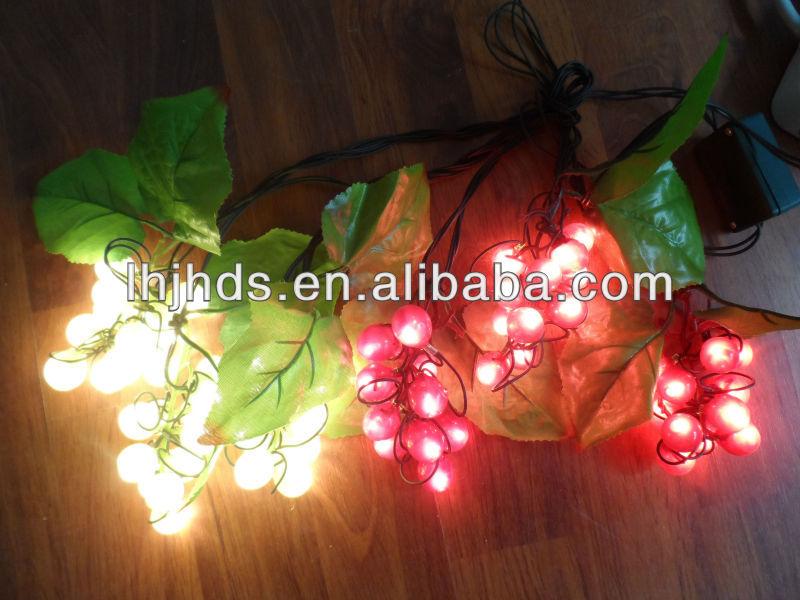 50l 1m led grape christmas fairy light buy led christmas lights twinkle lightled wireless christmas lightsprogrammable led christmas lights product on