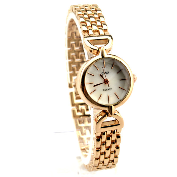 The new hot sell JW Ladies high quality stainless gold mesh watch wholesale factory watch