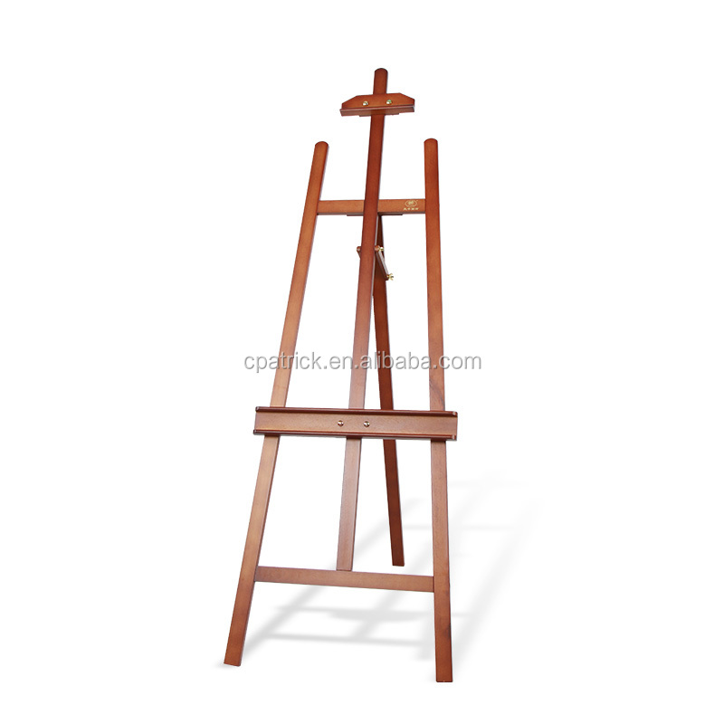 2018 Hot Sale New Design Wooden Art Easel With Low Price