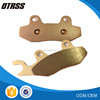 Chinese best panther atv brake parts and siintered brake pads manufacturer