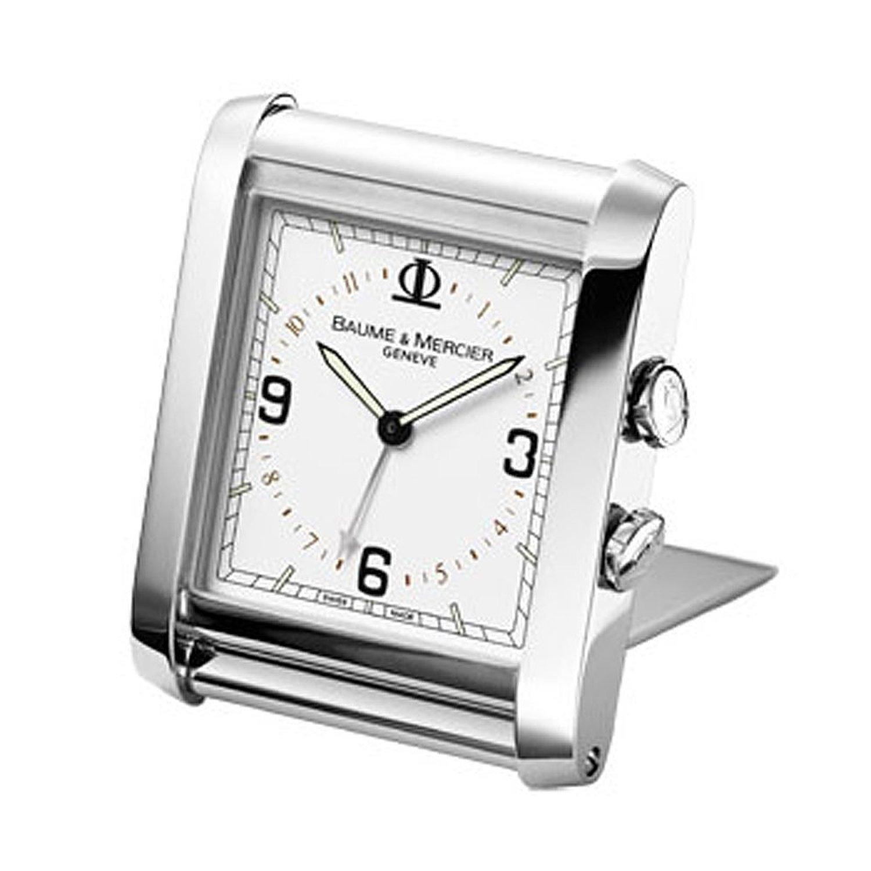 Baume & Mercier Hampton Square Alarm Clock