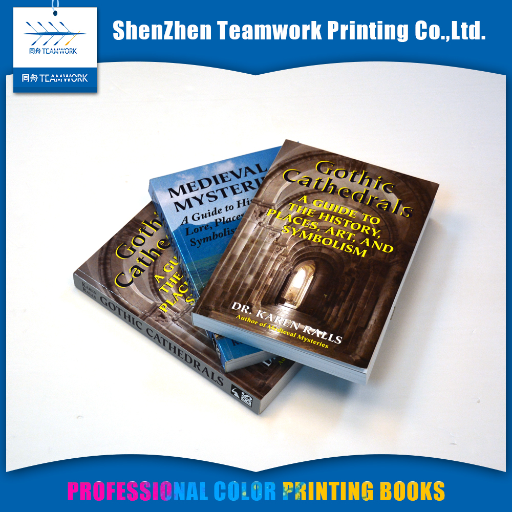 Cheap Price Softcover Matte Paper Magazine Printing Service