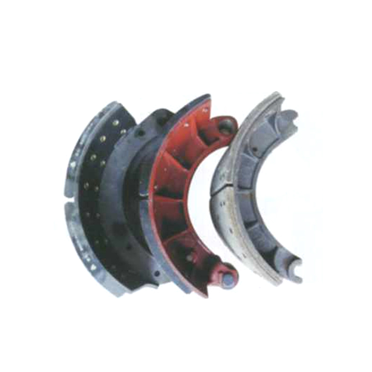 Factory direct sales brake auto brake shoe truck  assembly for howo