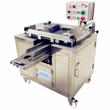 Commercial Salmon Declining Cutting Machine,Fish without Bone Slicer Machinery with Factory Price