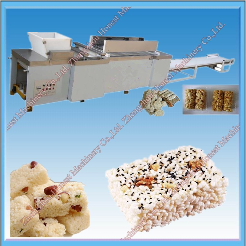 2017 Hot Sale Cereal Bar Maker with Good Molding