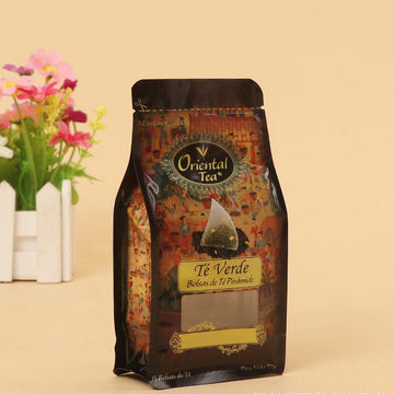 Customized printed foil laminated mylar ziplock coffee bags with valve wholesale packaging bag