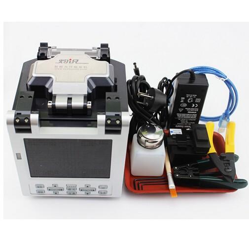 AI-6 fiber fusion splicer , fuion splicing machine ftth optical fusion splicer AL-6