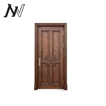 Exotic Main Doors Design Single Decorative Casing Frame Polished ...