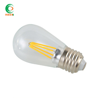Inspired Design LED Filament Bulb S14 E27 E26 B22 4W 2W Bulb Lighting