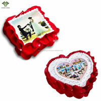 Edible Cake Topper Rice Sugar Paper Edible Printing Paper Wafer Paper