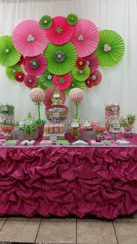 Pink And Green Baby Shower Party Ideas Party Planning Ideas Supplies
